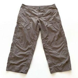 Mountain Hardwear Hiking Capri Pants Active Womens